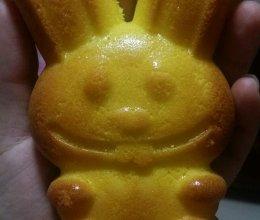 乐葵龅牙兔蛋糕的做法