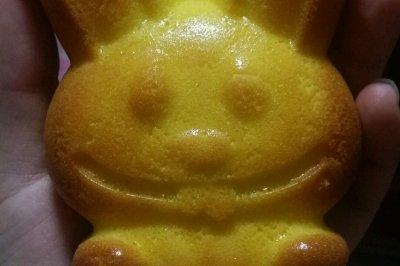 乐葵龅牙兔蛋糕