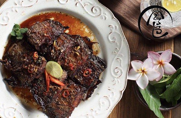 「回家菜谱」——香酥糖醋带鱼