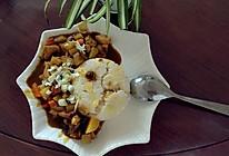 咖喱鸡块蛋炒饭的做法