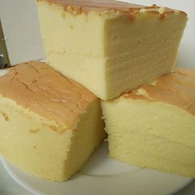 十寸戚风蛋糕
