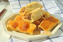 详解最好吃的外焦里嫩牛肉锅贴的做法