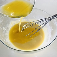 百香果玛德琳#挚爱烘焙·你就是MOF#的做法图解7