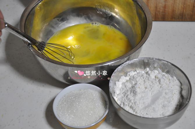 高压锅蛋糕#九阳烘焙剧场#的做法步骤