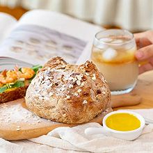 爱尔兰苏打面包|外脆内软