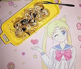 早餐机版章鱼小丸子的做法