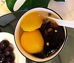 黄桃罐头的做法