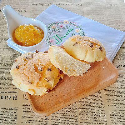 酥皮菠萝包(汤种法)
