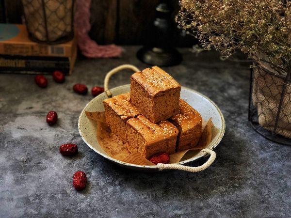 红枣桂花糕的做法