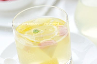 清香水果茶