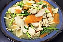 鸡胸肉杏鲍菇的做法