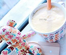 养颜美容的木瓜酸奶奶昔的做法