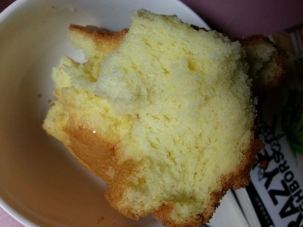 面包机做蛋糕的做法 !