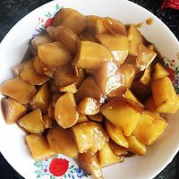 红烧土豆块的做法图解1