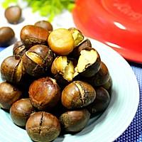 坤博砂锅烤板栗