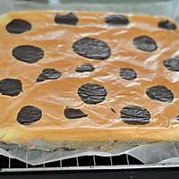 奶牛蛋糕卷【附擀面杖卷蛋糕卷方法】的做法图解24