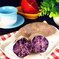 烤紫薯的做法图解5