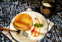 十分钟快手早餐『原味松饼』的做法