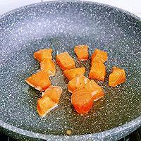 山葵木鱼花三文鱼沙拉#花10分钟,做一道菜!#的做法图解11