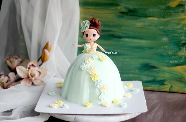 花仙子奶油蛋糕