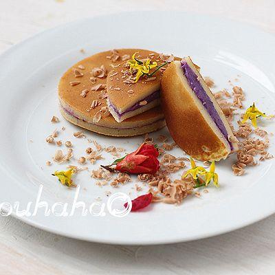 之紫芋绵绵包