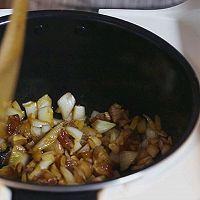 香菇鸡胸肉焖饭的做法图解3