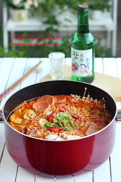 韩国部队汤