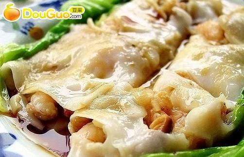 鲜虾肠粉—亚运美食的做法