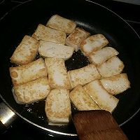 脆皮豆腐#舌尖上的外婆香#的做法图解3