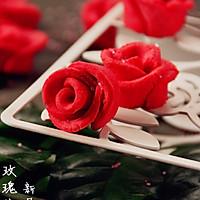 玫瑰花 饼干/长帝行业首款3.5版电烤箱CKTF/32GS试用/玫瑰花饼干By 新月...