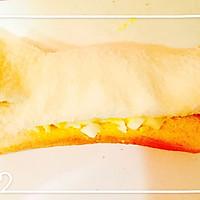 鸡蛋沙拉吐司卷的做法图解5