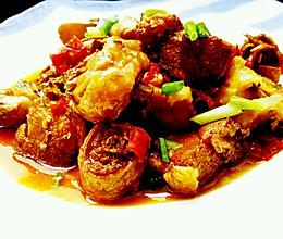 剁椒蒸鸡~无敌好吃的下饭快手菜的做法
