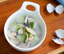 冬瓜海白汤的做法