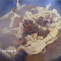 咖喱羊肉焖腐竹#咖喱萌太奇#的做法图解13