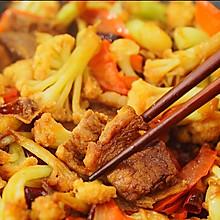 干锅花菜|二叔食集
