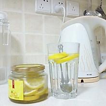 DIY蜂蜜柠檬茶