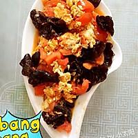 西红柿木耳炒鸡蛋的做法图解7