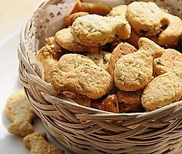 海苔苏打饼干的做法