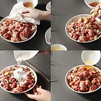 栗子蒸鸡肉(滑嫩好吃秋日美味)的做法图解3