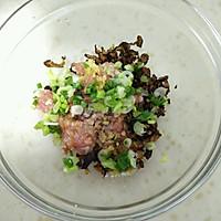 砂锅豆腐酿的做法图解2