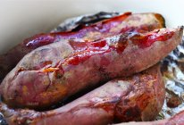 #今天吃什么# 铁锅烤红薯的做法