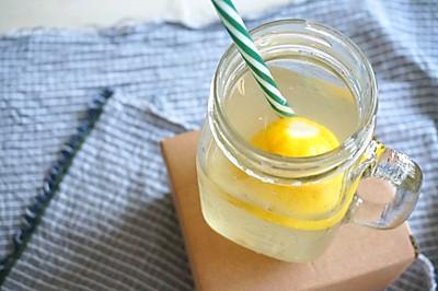 夏日清凉柠檬饮-献给微醺的你