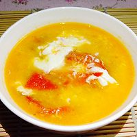夏日清热解暑之--浓浓番茄蛋花汤(健胃消食)的做法图解6