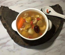 十全十美素汤#春天就酱吃#的做法
