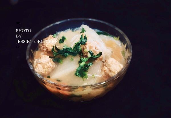 维生素满满的暖胃汤的做法