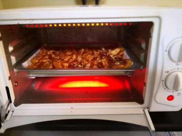 秘制烤箱烤五花肉