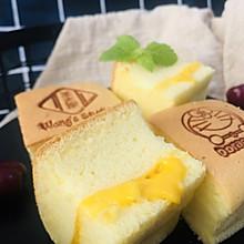 三种口味自由切换的古早蛋糕