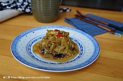 素拌烤青椒---格兰仕百变金刚立式烤箱豆果网试用报告1