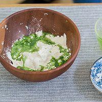 山药菠菜面鱼儿的做法图解8
