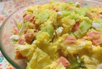 真正的蛋黄酱土豆沙拉的做法